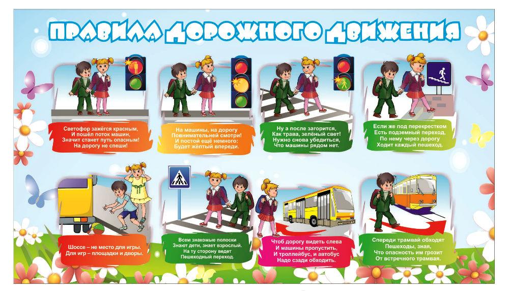 Изменения ПДД для пешеходов от